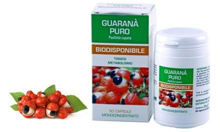 Integratore Naturfarma Guaranà puro