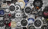 Men's Watch Mystery Deal: Men's Chronograph or Multifunction Watch Mystery Deal