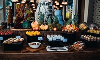 Fishtory: Seafood Night with Soft Drinks for Up to Four at Safina, Saadiyat Beach Club (Up to 37% Off)
