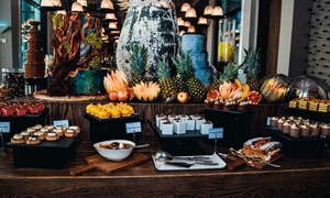 Safina: Fishtory: Seafood Night with Soft Drinks for Up to Four at Safina, Saadiyat Beach Club (Up to 37% Off)