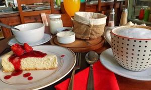 Café Origen: Desde $249 por brunch para dos o cuatro en Café Origen