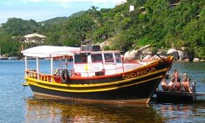 Ondança Passeios de Barco: #BlackFriday - Passeio de barco para 1 ou 2 pessoas com a Ondança Passeios de Barco - digite BLACK17 e ganhe desconto