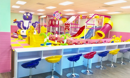Admission for One or Two Children, or Two-Hour Party for Up to 10 Kids at Fun Kidzz (Up to 42% Off)