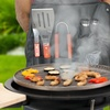7-Piece BBQ Apron and Tool Set