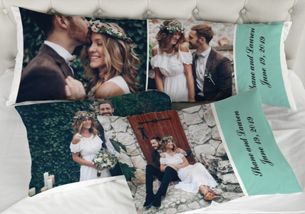 Standard- or Body-Size Custom Photo Pillowcases from Monogram Online (Up to 74% Off). Three Options Available.