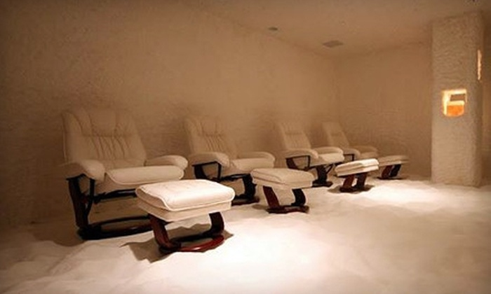 The Salt Suite - Delray Beach: $45 Worth of Salt-Spa Therapy