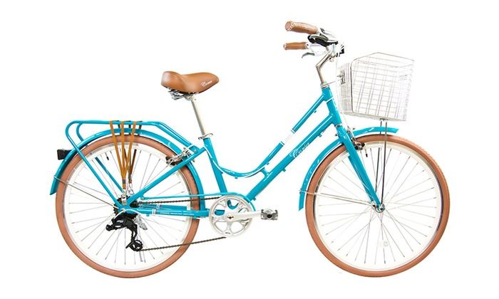 Classic 7-Speed Comfort Bicycle