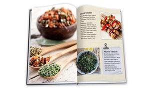 Photobook Shop: Libri di ricette personalizzabili in vari formati (sconto fino a 84%)