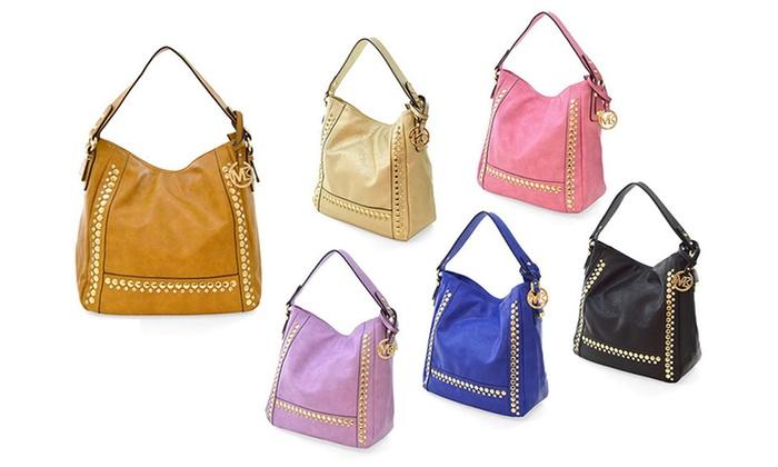 Mata Collection Hobo Handbag