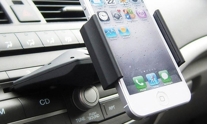 One, Two or Three CD Slot Car Mount Holders for £4.99