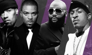 Masters of Ceremony ft. Rick Ross, Method Man, Redman, and More : Masters of Ceremony: Rick Ross, Method Man, Redman, and More on Saturday, October 22, at 8 p.m.