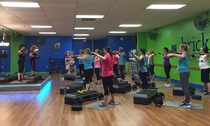 Brickhouse Cardio Club: Eight Weeks of Membership and Unlimited Fitness Classes at Brickhouse Cardio Club Mechanicsville Va (73% Off)