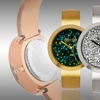 SO & CO New York Women's Bling Bangle Watches