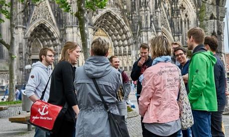 Geführte Tour durch Düsseldorf oder Köln für 1 bis 6 Personen von Adventure World Tours