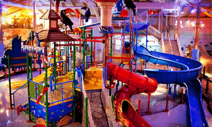 CoCo Key Water Resort - Golden Triangle: $49 for a Water-Park Adventure for Two at CoCo Key Water Resort in Mount Laurel (Up to $115.98 Value)