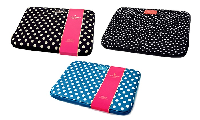 new product 8af7f a2440 Kate Spade MacBook Sleeve | Groupon Goods
