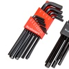 Stalwart Long-Arm Hex Key Set (22-Piece)
