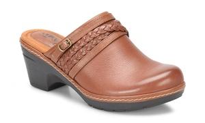 EuroSoft Women's Blakely Leather Clogs