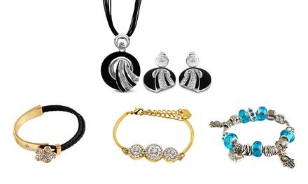 Sélection déstockage de bijoux Victorias Candy ornés de cristaux Swarovski® dès 2,99€