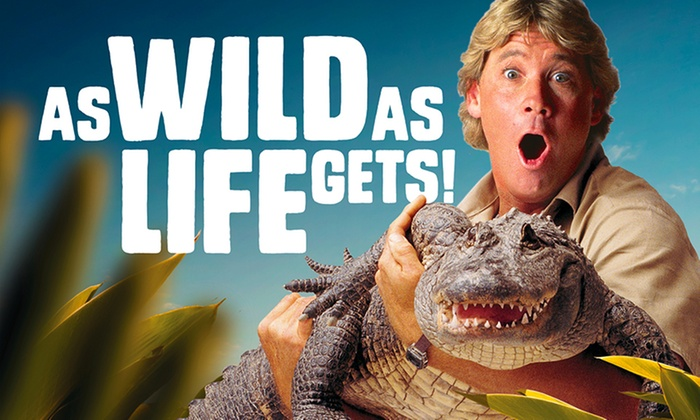 Australia Zoo - Australia Zoo: Steve Irwin's Australia Zoo: 1-Day or 2-Day Child, Adult or Pensioner Tickets with Bonus Discounts (Up to $91 Value)