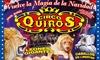 Entrada al Circo Quirós