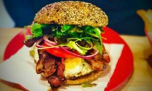 Sam's Story: Burger en dessert naar keuze voor 2 of 4 personen bij Sams Story in het centrum van Aalst