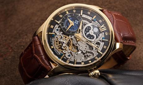 Reloj automático Pionier Cannes Diamonds por 219,99€