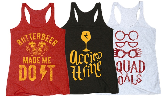 Women's Wizards and Magic Tanks