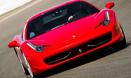 3- or 5-Lap Driving Experience in Choice of Sports Car at West Coast Exotics Group (Up to 74% Off)