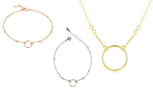 Collier et/ou bracelet Morena