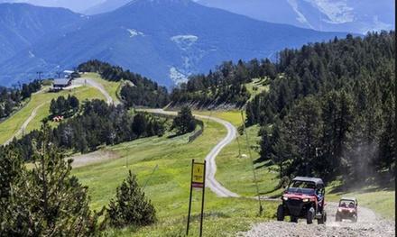 Andorra: 1,2 y 3 noches para dos con desayuno o media pensión, detalle, late check out y opción tour en Quad o forfait