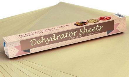 Chuzy Chef Food Dehydrator Sheets (9-Pack)