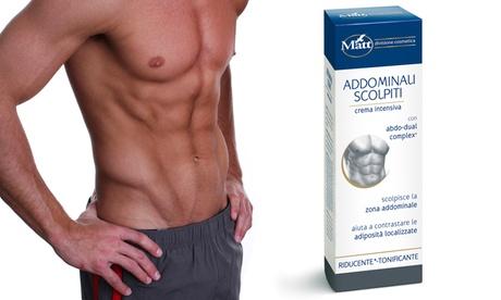 Fino a 3 confezioni di crema intensiva addominali scolpiti Matt 200 ml