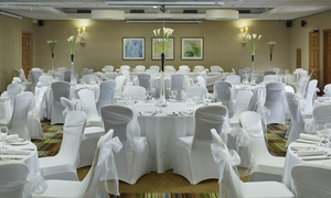 Manchester Marriott Victoria & Albert Hotel: Wedding Package for 50 or 100 Day and Evening Guests with Evening Buffet at Manchester Marriott Victoria & Albert Hotel