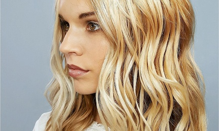 $19 for Haircut and Botanical Treatment at Douglas J Aveda Institute ($44 Value)