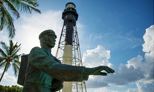 Lighthouse Tour For One, Two, Or A Family From Hillsboro Lighthouse Preservation Society (up To 30% Off)