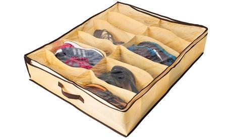 1, 2 o 3 organizadores para 12 pares de zapatos