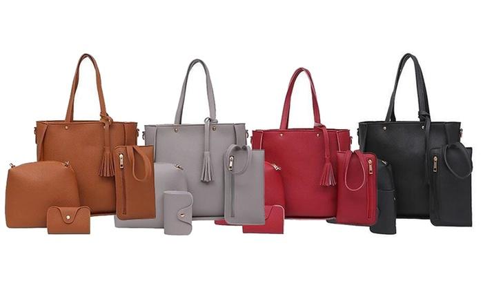 4er Set Taschen für Damen | Groupon