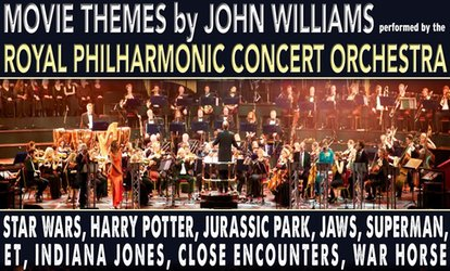 Movie Themes of John Williams plus special guest Alexis Ffrench, 23 June, Kenwood House (Up to 20% Off)