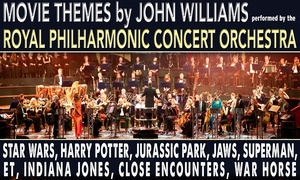 GCE Live: Movie Themes of John Williams plus special guest Alexis Ffrench, 23 June, Kenwood House (Up to 20% Off)