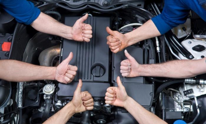EURL CCTS - Seysses: Un contrôle technique auto et une contre-visite à 39,99 euros au lieu de 83 chez CCTS