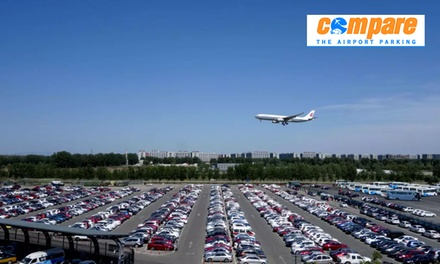 25% to 50% Off Airport Parking with Compare Airport Parking, Multiple Locations
