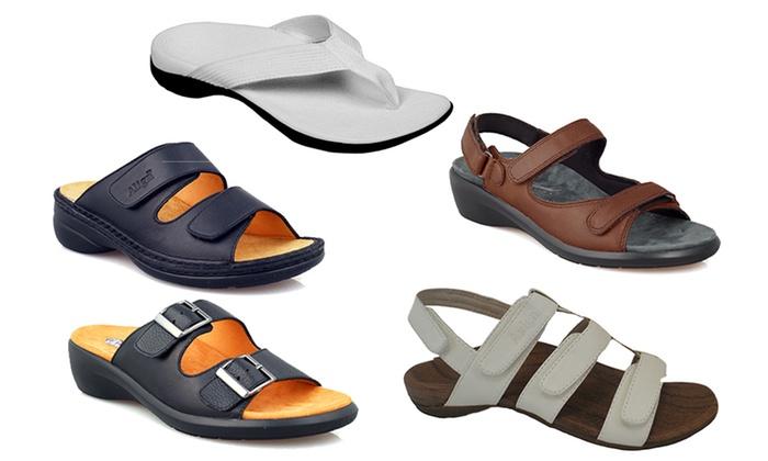 c3b50a0cb Axign Orthopedic Women s Sandals