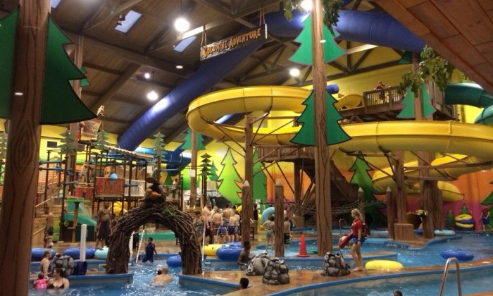 Splash Universe Courtyards Of Dundee Full Day Admission Summer Family Season