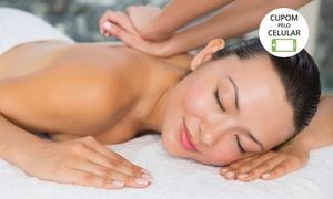 Mariana Estétic Center: Mariana Estétic Center - Guarulhos: 4, 8 ou 12  visitas de massagem modeladora e drenagem linfática