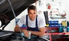 Etna Autos - Etna Autos: MOT Test with Optional Wheel Alignment Check or 54-Point Service with Oil Change at Etna Autos (Up to 67% Off)