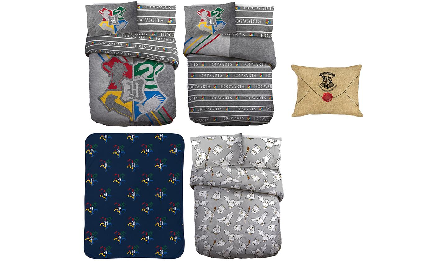 Warner Bros Harry Potter Bedding Collection