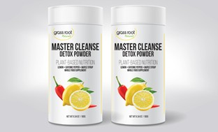 Master Cleanse Lemon Cayenne Maple Detox Powder (30-Servings)