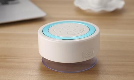 1 o 2 altavoces inalámbricos resistentes al agua con Bluetooth