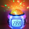 Kids Musical Night Light and Alarm Clock